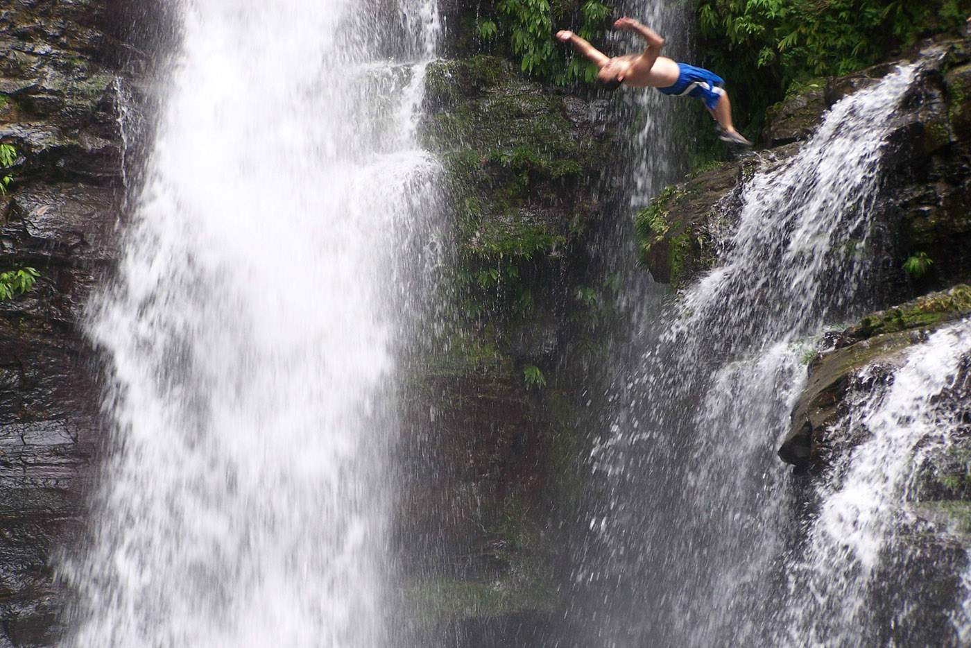 adventure waterfalls tours