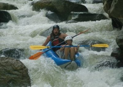 savegre costa rica rafting