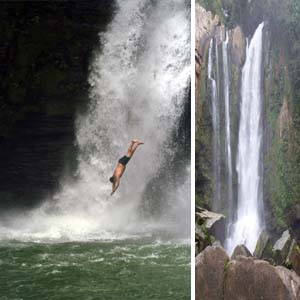 Waterfall Tour Costa Rica