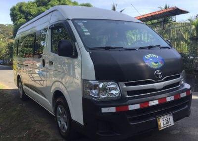 Costa Rica VIP transfers