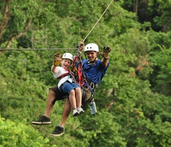 Jaco costa rica zip line adventure