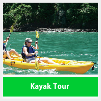 Sea Kayaking Jaco Costa Rica