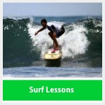 Learnig to Surf Costa Rica