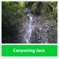 Canyoning Costa Rica Tours Jaco Beach