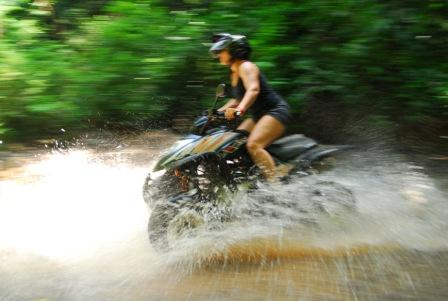 Costa Rica ATV Tours Jaco
